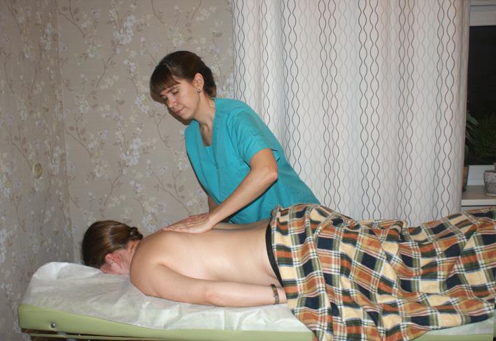 Как правильно делать массаж шеи.