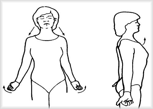 физические упражнения для плечевых суставов